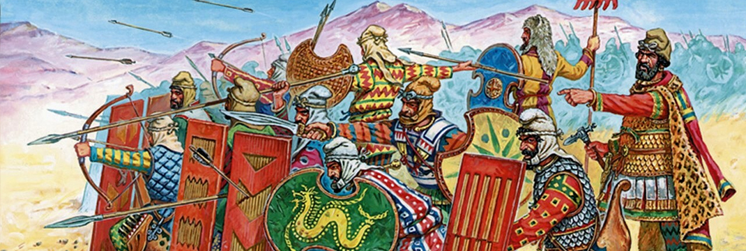 The Great Persian War