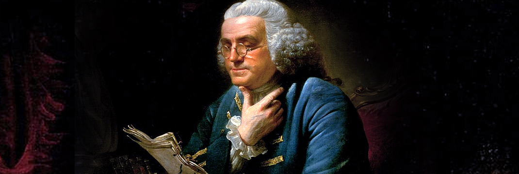 BENJAMIN FRANKLIN AND REALITY TELEVISION