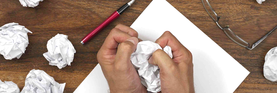 Writing Anxiety