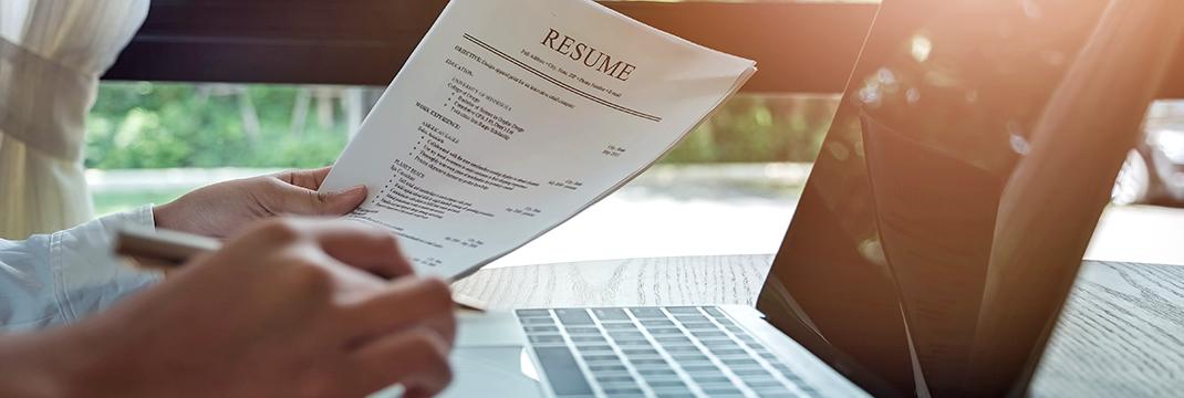 Internet Job Seeking