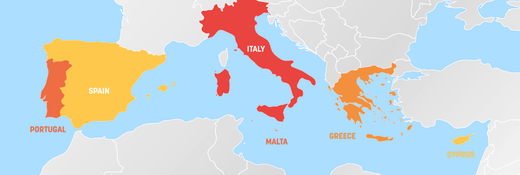 Southern European Сountries