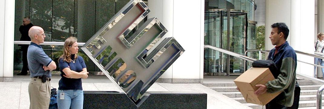 The-Enron-scandal