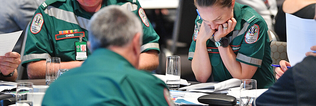 Law Ethics in the Australian paramedic field
