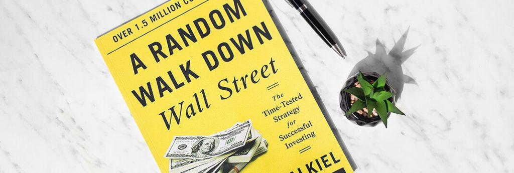 A Random Walk Down Wall Street, by Burton Malkiel