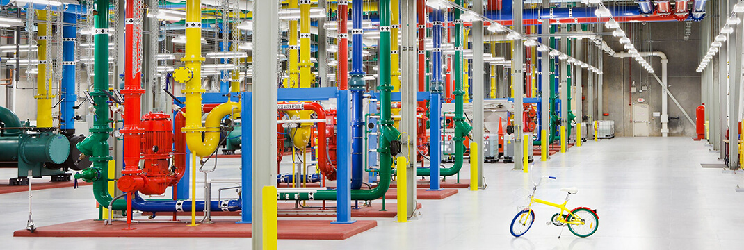 Google Data Center Efficiency Best Practices